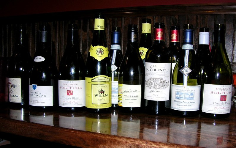 Different Types of Wines and Where to Find Them