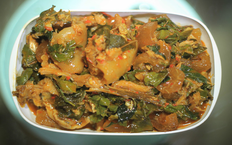 African Foods to Eat During Pregnancy - Oha Soup