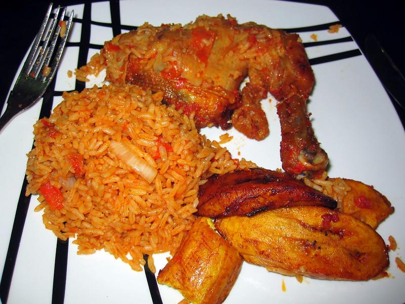 Popular African Foods - Nigerian Jollof Rice