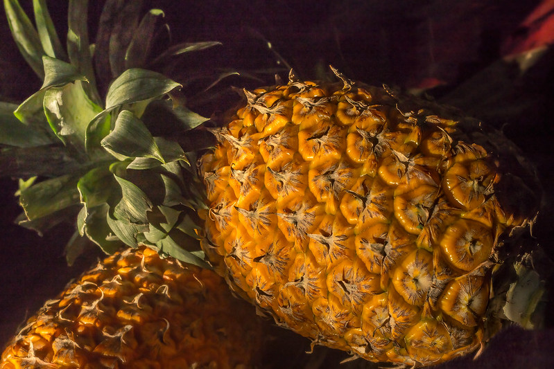 Fruits that Africans eat - Pineapple