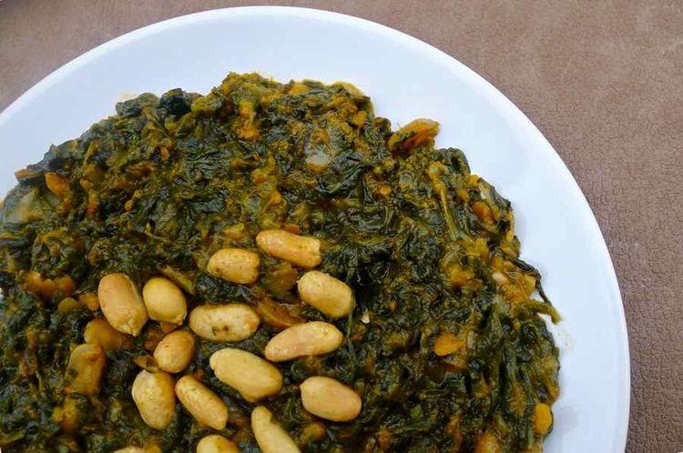 Zambia Foods - Ifisashi