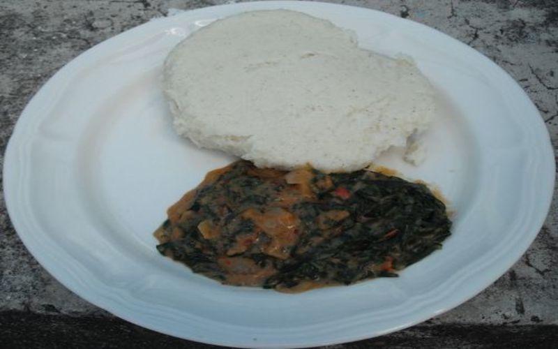 Foods in Zimbabwe - Muriwo Unedovi