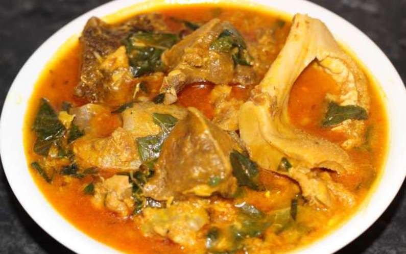 Oha soup and pregnancy