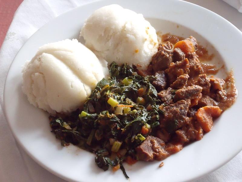 Popular Foods in Zimbabwe
