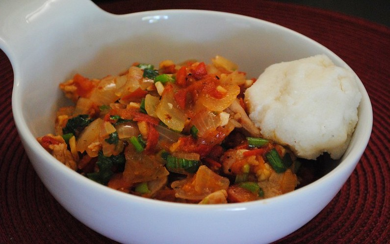Zimbabwe Foods