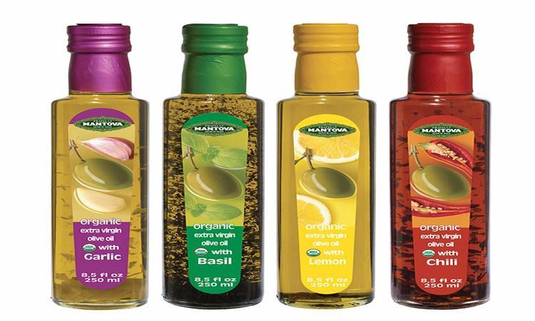 Mantova Flavored Extra Virgin Olive Oil