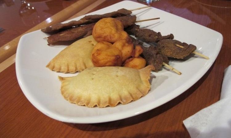 Nigerian Meat Pies