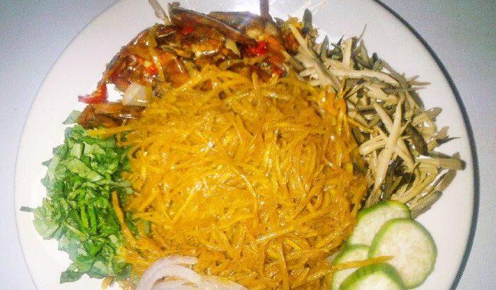 Ugba Food