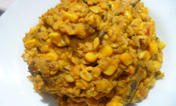 Nigerian food - Ukwa