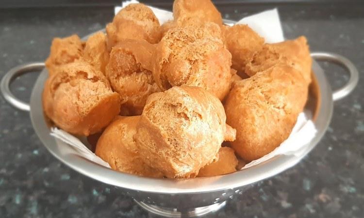 Nigerian Buns - Nigerian Snacks